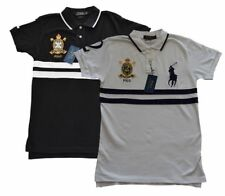 NWT Ralph Lauren short sleeve, Crest polo Cotton T-shirts