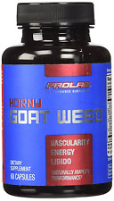 Prolab Horney Goat Weed Fast Free Shipping - Ships Out Within 24 Hours Or Less!
