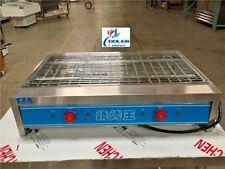 Countertop Electric Deep Fryer Broiler Griddle Grill Restaurant Equipment