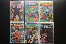 Silver and Bronze Age Lot of 72 Comic Books Marvel and Dc Only Great Titles