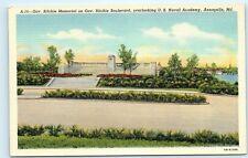 *Gov Ritchie Memorial Gov. Ritchie Boulevard U.S. Naval Academy Annapolis Md B69