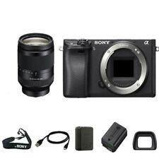 Sony A6300 Digital SLR + FE 24-240mm f/3.5-6.3 OSS Lens