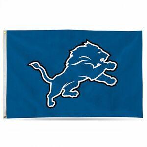 Detroit Lions 3' x 5' Flag Banner All Pro Design USA SELLER! Brand New!