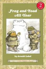I Can Read! Level 2: Frog and Toad All Year by Arnold Lobel (1984, Hardcover,...