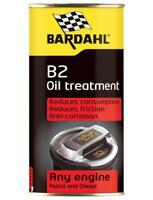 Bardhal Bardahl B2 OIL Treatment Additivo Olio Motore Riduce Consumo + Densità