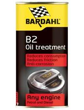 Bardhal B2 OIL Treatment Additivo Olio Motore Riduce Consumo Aumenta Densità