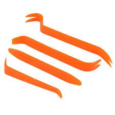 4tlg. Hebel/Stemmwerkzeug Set zum Entfernen von Klips, Armaturen und Verkleidung