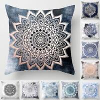 Pillow Cover Home Decor Pillow Protector Cushion Cover Pillow Case Sofa Mandala