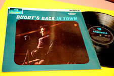 BUDDY GRECO LP BUDDY'S BACK IN TOWN ORIG UK '60 MONO EX+ LAMINATED COVER