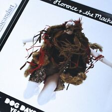 """ORIGINAL 2010 FLORENCE & THE MACHINE DOG DAYS ARE OVER REMIX 7"""" VINYL N.MINT"""
