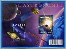Feuillet F4353 - L'astronomie - 2009