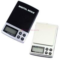 Mini 1000g X 0.1g LCD Display Pocket Digital Scale Electronic Jewelry Scales BF