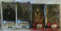 "Star Wars Kenner/Hasbro 12"" 1:6 Lot 4 Jawas Garindan Sebulba Boss Nass NIB"