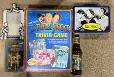 The Three Stooges Memorabilia Lot