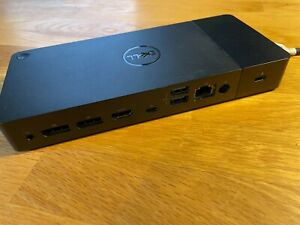Dell WD19TB 180W Thunderbolt Docking Station - Black