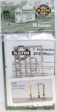 Ratio 212 Water Crane & F.Devil. (Plastic Kit) N Gauge Railway Model