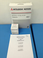 Genuine Mitsubishi CJ Lancer Oil, Filter and sump plug service kit