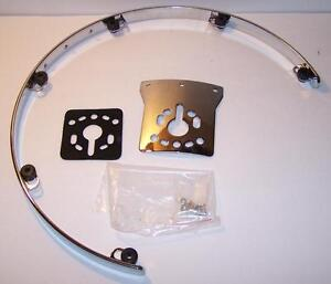 "Gretsch 16"" Hoop 8 Hole RIMS Free Floating Hoop Mounting System R.I.M.S. 16 Inch"