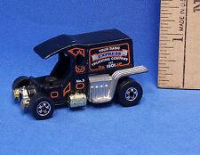 Hot Wheels 1976 T Totaller RARE Gold Bottom Original Express Trucking Co Est1901