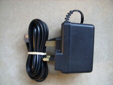 BT Synergy 3105 Main Base Unit Replacement Power Supply Item No.872260