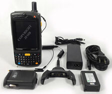 Symbol Motorola Mc7596-Pzcskqwa9Wr Mc75 Wireless 2D Barcode Scanner Gsm Gps Gprs
