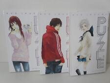 PUZZLE - Ryô Ikuemi - MANGAS - TOMES 1 A 3