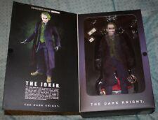 "Figurine 1/6 12"" Hot Toys MMS68 Joker - Batman the Dark Knight"