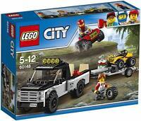 LEGO® City - Quad-Rennteam - ab 5 Jahren - Lego Renn Team