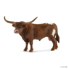 Schleich Farm World Texas Longhorn Bull 13866