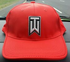 Nike Golf TW Tiger Woods Ultralight Tour Adjustable Cap Hat 726291 RED NWT  $32