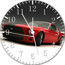 Old Classic Car Frameless Borderless Wall Clock Nice For Gifts or Decor Y116