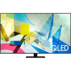 "Samsung Q80T 75"" Class HDR 4K UHD Smart QLED TV"