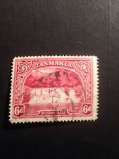 Tasmania 1900 SG236 Lake Used QV