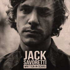 Written in Scars Jack Savoretti Audio CD Summer 4050538014006 JF