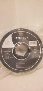 Hatchbox 3D Printer Filament True White 1.75 MM New
