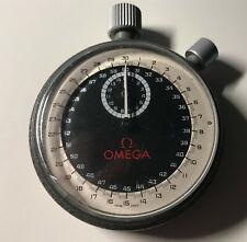 Omega Stoppuhr stop watch Vintage perfekt Porsche Heuer Stopuhr race