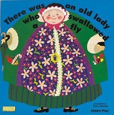There Was an Old Lady Who Swallowed a Fly (Classic Books)