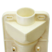 60CM Balustrades Plastic Mold Mould for Casting Concrete Plaster Cement