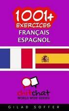 1001+ Exercices Français - Espagnol by Gilad Soffer (2016, Paperback)