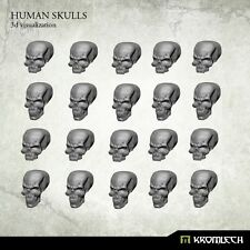 Kromelech Nuevo Y En Caja cráneos humanos (20) (KRCB 168) krbk 009