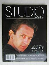 STUDIO magazine  N° 5  / ANGLADE Jean-Hugues/C.LAMBERT/N.GARCIA/M.MONROE/HERZOG