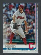 2019 Topps  #368  BRAD HAND  INDIANS