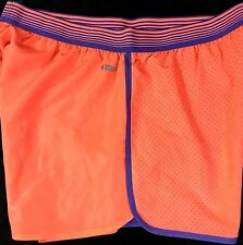 NEW RBX Performance Womens 2 in 1 Running Shorts Size XL Inner Stretch Shorts