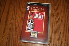 Hardwood Classics Michael Jordan His Airness PSP UMD NEW