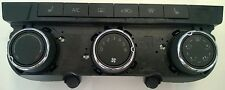 SKODA OCTAVIA III RAPID CLIMATE CONTROL UNIT PANEL SWITCH GENUINE