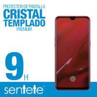 Sentete® Oppo RX17 Neo Protector de Pantalla de Cristal Templado PREMIUM