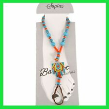 for your feet! New Thunderbird Barefoot Sandal - Necklace