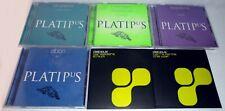 6 x PLATIPUS CD SINGLES BUNDLE TERRA FERMA PARAGLIDERS ALBION ART OF TRANCE