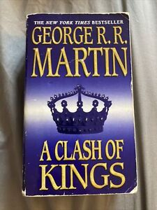 a clash of kings paperback