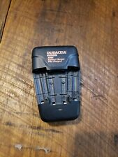 DURACELL Rechargeable NiMH CLASS 2 BATTERY CHARGER Only